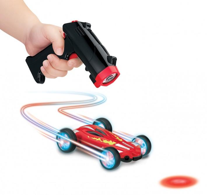 Lazer Stunt Chasers – игрушечные автомобили с необычной системой управления