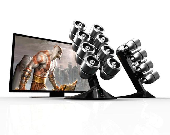 Ароматическая система SMELLIT придаст новые ощущения видеоиграм и фильмам