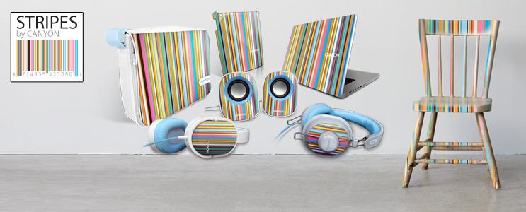 Canyon выпустил две новые линейки продуктов с дизайнерским оформлением