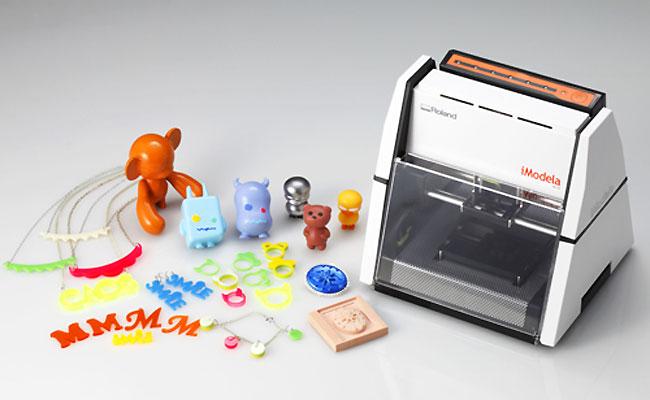 iModela – 3D-принтер менее чем за 1000 долларов