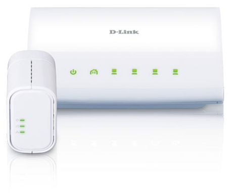 D-Link PowerLine AV Mini Adapter
