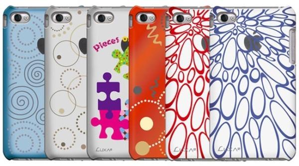 Чехлы для iPhone 5 от Luxa2