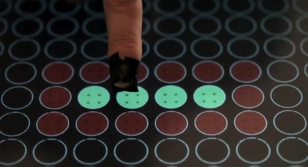 Магниты позволят почувствовать виртуальные клавиши