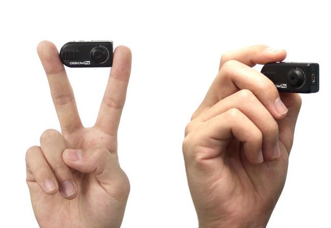 CHOBi CAM – камера для разведчиков-любителей