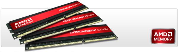 Оперативная память AMD Memory