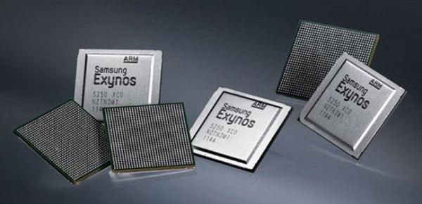 Samsung анонсировали мобильный процессор на архитектуре Cortex-A15