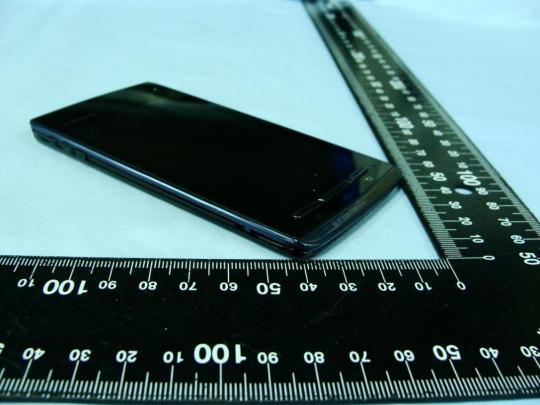 Fujitsu выпустит самый тонкий в мире смартфон