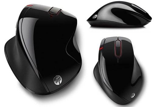 Беспроводная мышь HP Wi-Fi Touch Mouse X7000 подключается через Wi-Fi-адаптер