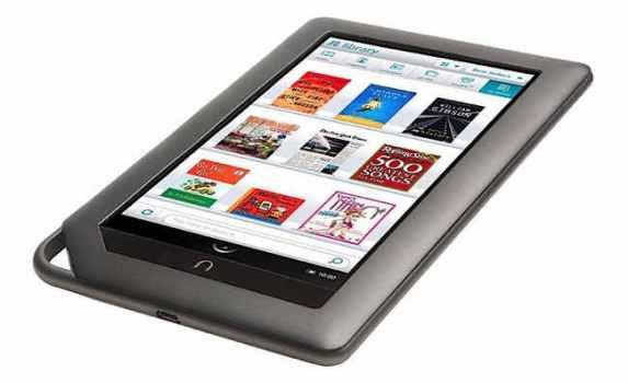 Barnes & Noble выпустят планшетник?