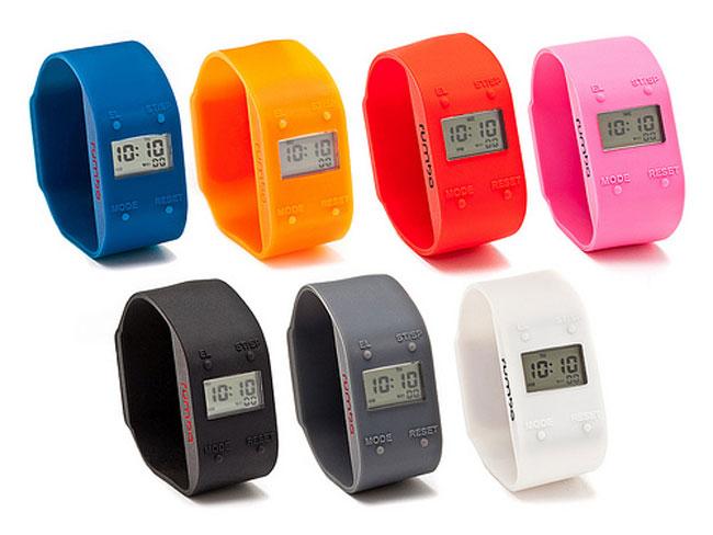 RumbaTime Go – часы с поддержкой электронных платежных систем