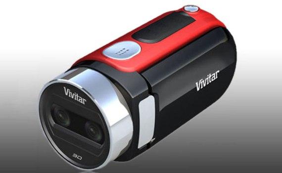 Бюджетный 3D-камкордер Vivitar 790 HD за 99 долларов