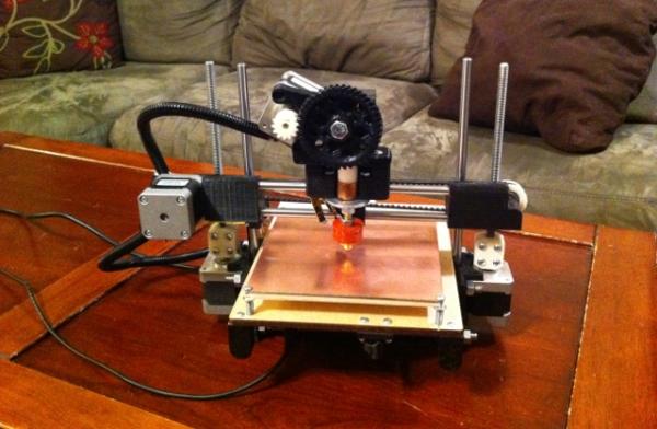 3D-принтер в каждый дом