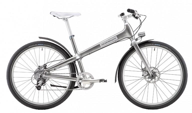 Starke – велосипед с USB-портом