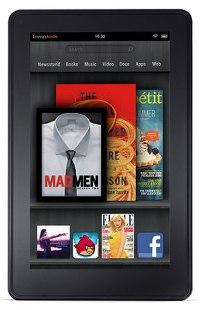 Kindle Fire станет «убийцей» iPad?
