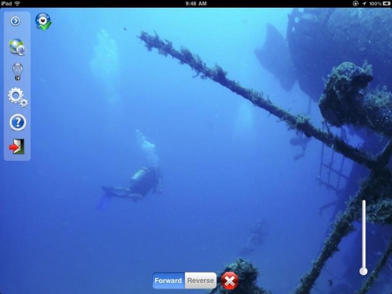 Aquabotix HydroView – мини-субмарина, управляемая смартфоном