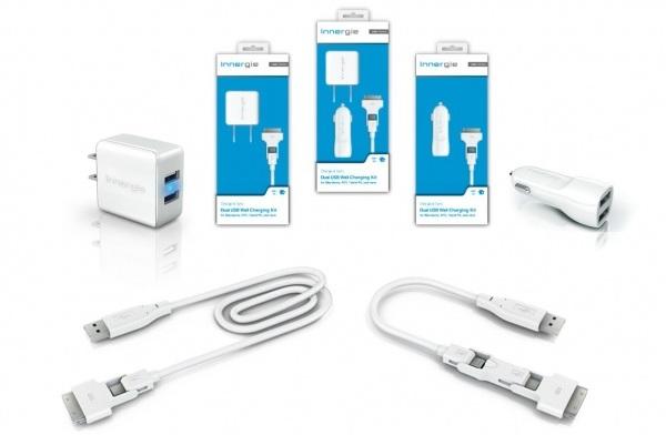 Универсальный набор-зарядное устройство mCombo от Innergie
