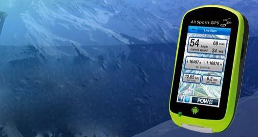 GPS-навигатор с Android и WiFi
