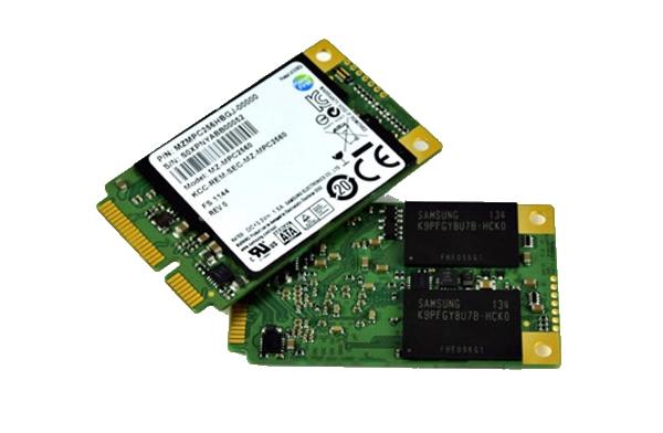 Миниатюрный SSD для ультракомпактных ноутбуков от Samsung