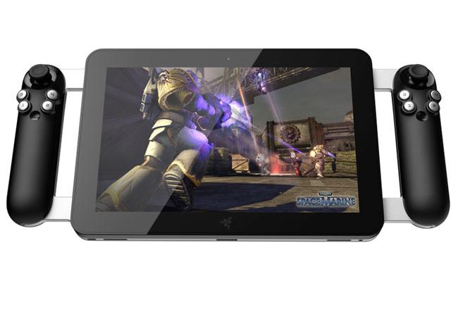 Razer Project Fiona – игровой планшетник с Core i7 и уникальным форм-фактором