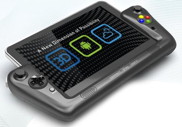 WikiPad станет игровым планшетником