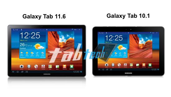 Samsung выпустят новый мощный планшетник с высоким разрешением экрана?