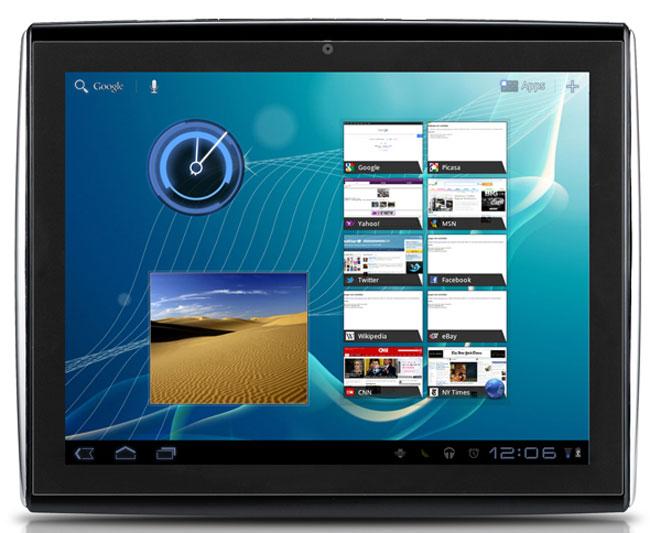 Le Pan II – новый доступный планшетник под Android