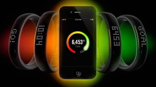 Nike+ FuelBand покажет, насколько вы активны