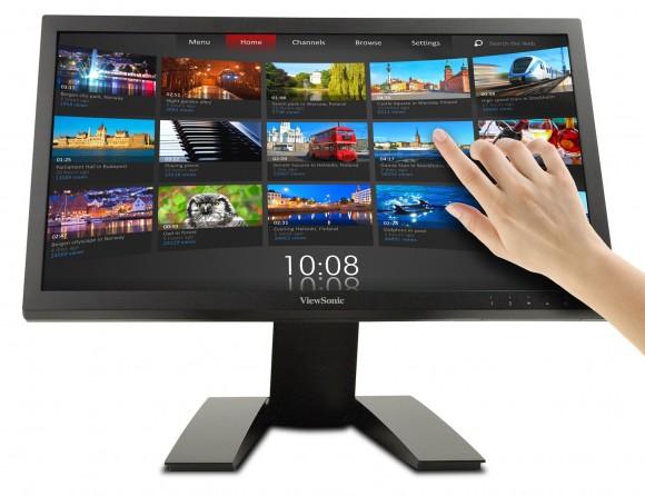 ViewSonic представили монитор для смартфонов и планшетников