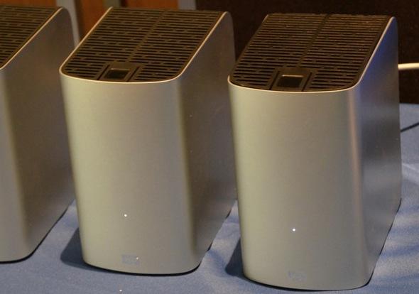 Внешние жесткие диски на 6 терабайт от Western Digital