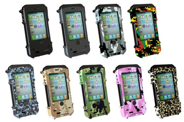 Сверхзащищенный водонепроницаемый чехол Aqua Tek S для iPhone