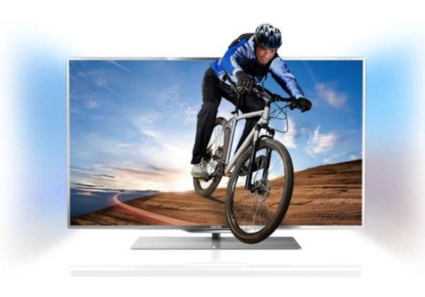 Philips выпустят телевизор с двойной картинкой