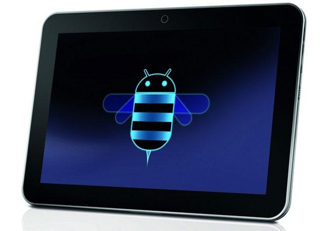 Toshiba выпустит Android-планшетник AT200
