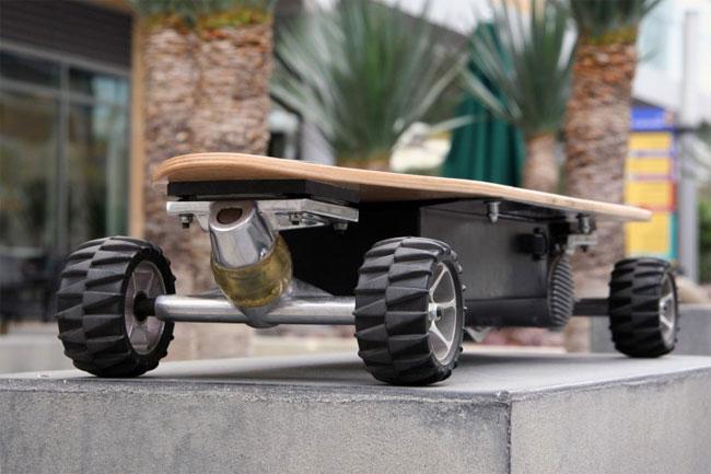 Как самому сделать скейтборд 787