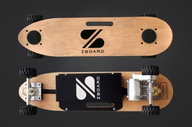 Как сделать скейтборд на электромоторе
