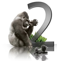 Гаджеты с Gorilla Glass 2 появятся весной