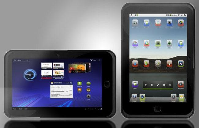 Бюджетный планшетник IdolPad