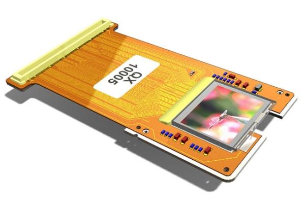 Дюймовый дисплей с разрешением 2048x1536