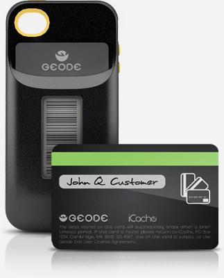 Geode: оригинальная альтернатива NFC и Google Wallet