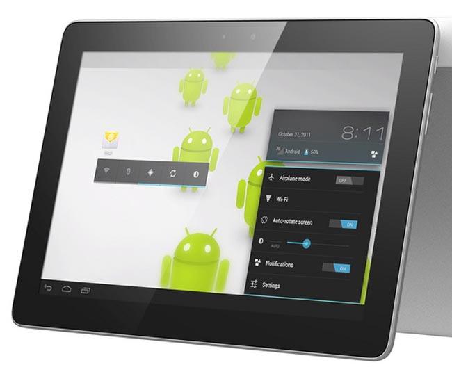 Анонсирован планшетник Huawei MediaPad 10 FHD