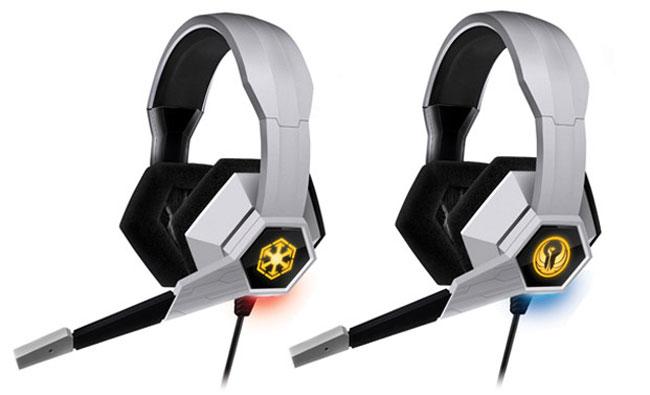 Razer выпустит игровые аксессуары в стилистике Star Wars: The Old Republic