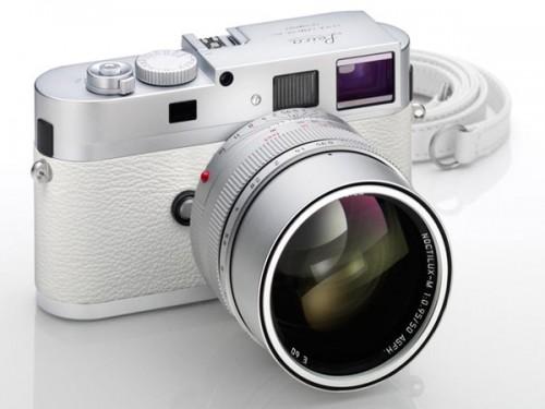 «Новая» Leica для чрезвычайно богатых любителей белого