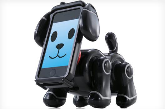 Робот-питомец из iPhone от создателей Тамагочи