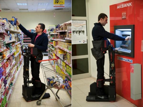 Новая альтернатива инвалидному креслу