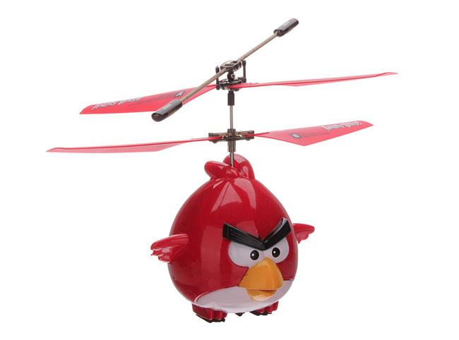 Дистанционно управляемый вертолет для любителей Angry Birds