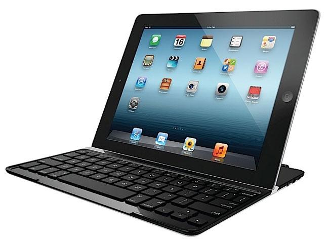Сверхтонкая клавиатура для iPad от Logitech