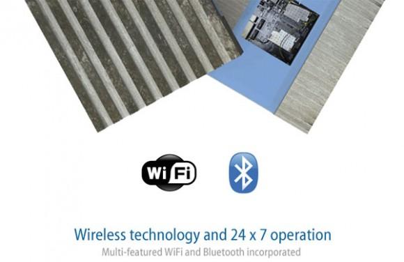 Испанская компания обещает тротуары и дороги с Wi-Fi и Bluetooth