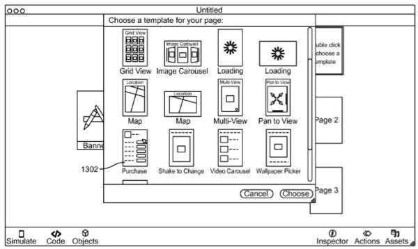 Apple выпустит WYSIWYG-редактор для разработки приложений под iOS?