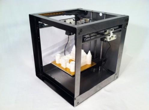 Solidoodle – домашний 3D-принтер за 500 долларов