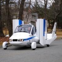 Летающий автомобиль Terrafugia Transition успешно совершил испытательный полет