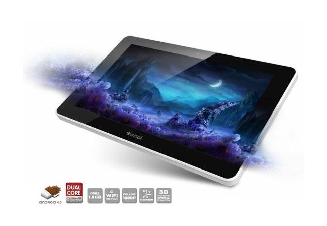 Ainol Novo 7 Aurora II – планшетник с двухъядерным процессором за 190 долларов